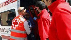 Muere un inmigrante en Canarias tras siete días a la