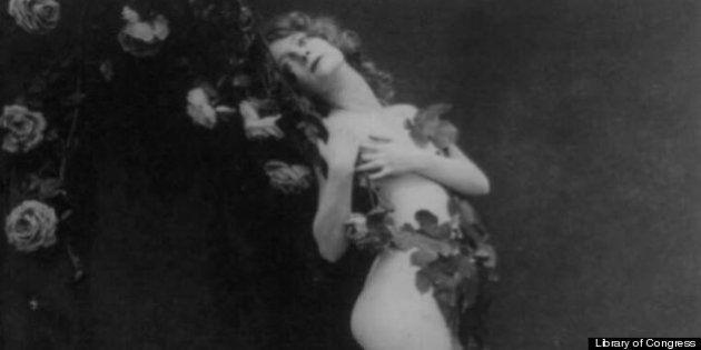 Fotos 'porno' vintage: así eran las bailarinas burlesque de los años 20