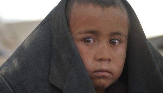 Los rostros de la tragedia en Afganistán