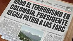 Un expresidente acaba de hacer el ridículo con esta portada