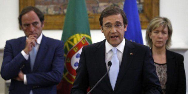 Portugal anuncia una salida limpia de su rescate tras 3 años de