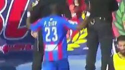 Un jugador del Levante denuncia gritos racistas: