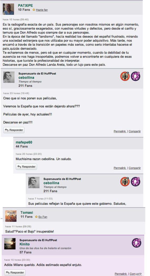 La Comunidad de ElHuffPost opina: los comentarios de la semana del 3 al 10 de