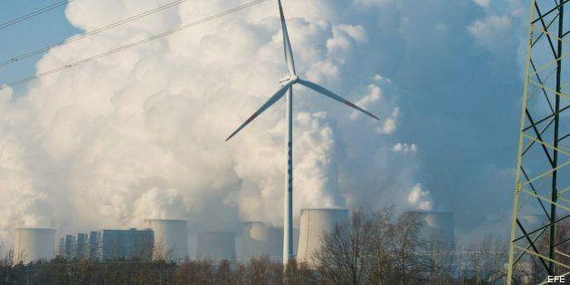 El CO2 en la atmósfera supera el récord histórico de 400 partes por