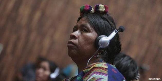 12 testimonios del genocidio de Montt en Guatemala: