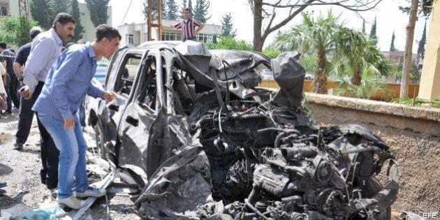 Al menos 40 muertos en varios atentados en la frontera de Turquía con