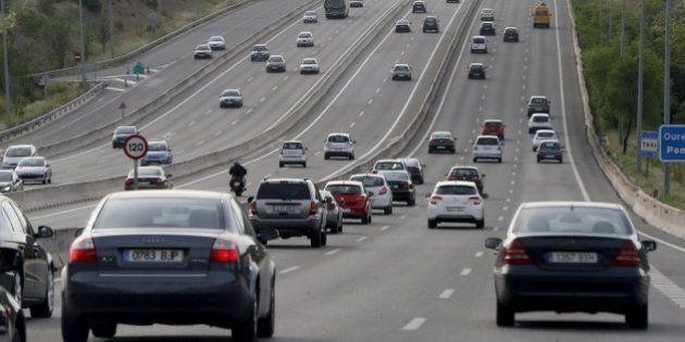 Doce fallecidos en las carreteras durante el puente del Primero de