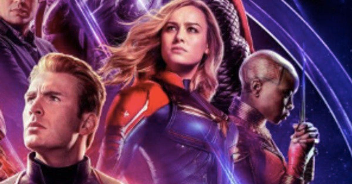 Marvel Fixes Avengers Endgame Poster Snubbing Danai Gurira After