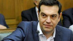 Tsipras pide el voto para SiQueEsPot con un tuit en