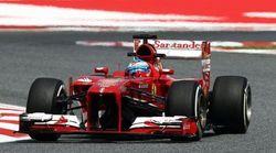 Fernando Alonso enloquece a España en el Gran Premio de la goma de
