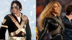 Beyoncé 'copia' a Michael Jackson en la Super