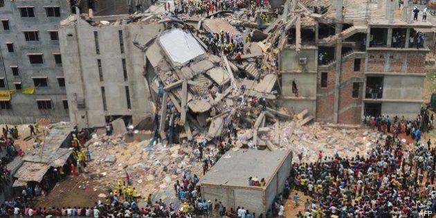 Bangladesh promete subir el salario mínimo de los trabajadores textiles tras el