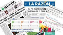 PP y PSOE quitan importancia a las