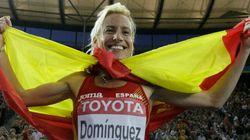 Retiran a Marta Domínguez su condición de deportista de alto