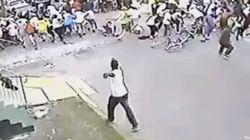 Primeras imágenes del tiroteo de Nueva Orleans