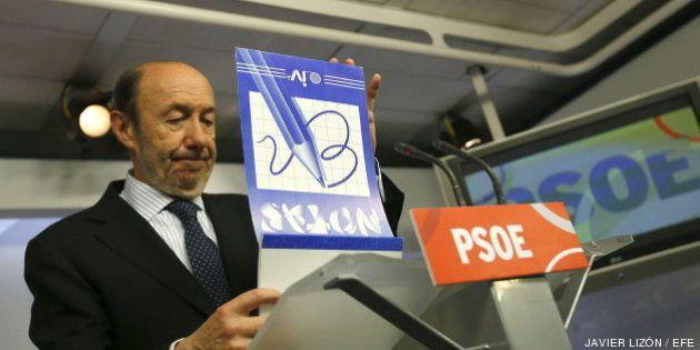 Rubalcaba asegura que no le ha comunicado a ningún compañero del PSOE si se presentará a las