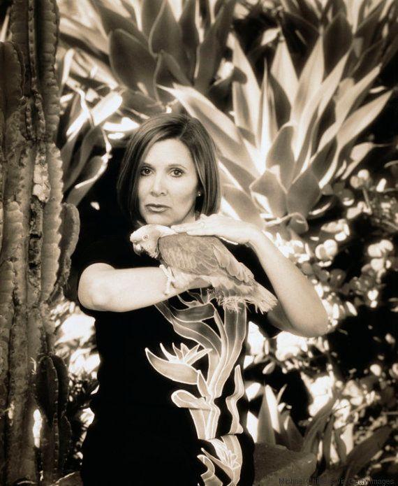 13 potentes frases de Carrie Fisher de las que toda mujer puede