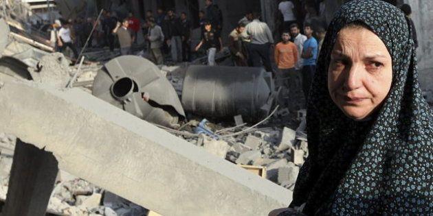 Israel continúa bombardeando Gaza: 88 palestinos muertos desde el