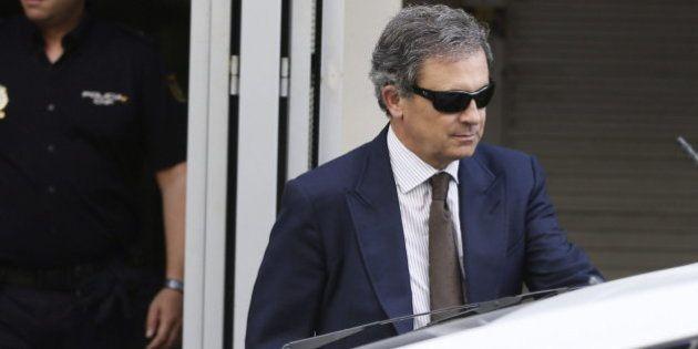 Jordi Pujol Ferrusola, sin medidas cautelares tras declarar durante cinco horas en la