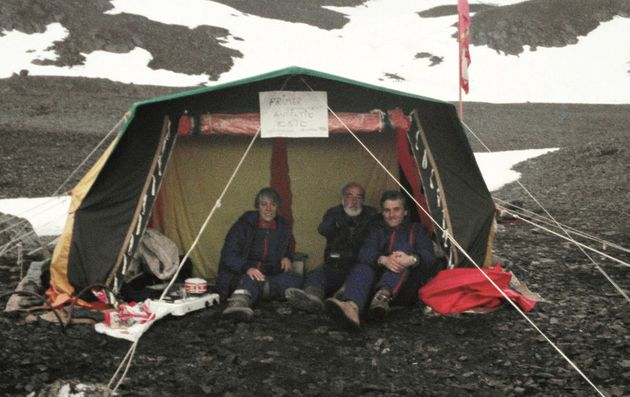 Antártida: treinta años ya de un viejo deseo