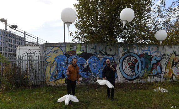 Arte urbano para alegrar la ciudad: de Boa Mistura al muro (sin muro) de Berlín
