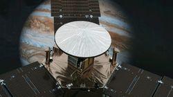 La sonda Juno llega a la órbita de Júpiter tras cinco años de