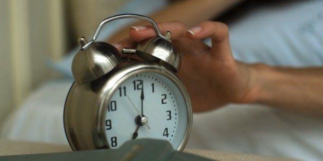 Las horas que no duermes pasan factura a tu