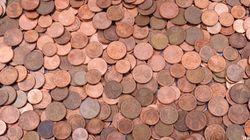Bruselas estudia eliminar las monedas de uno y dos