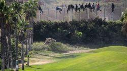 La historia detrás de la foto del golf y la valla de