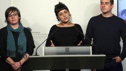 JxSí y la CUP pactan la ley de 'desconexión' que constituye Cataluña como