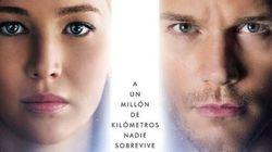 Llega a los cines 'Passengers', la cinta que supuso una primera vez para Jennifer