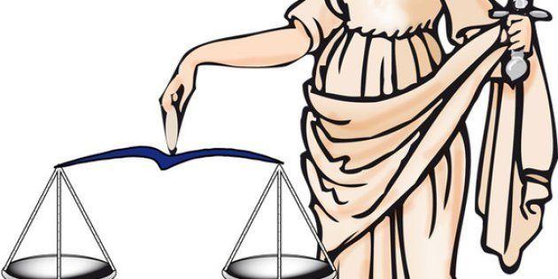 Si la Justicia es ciega, la injusticia no lo