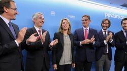 Arantza Quiroga ya es la presidenta del PP