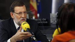 Rajoy defiende que su discurso es