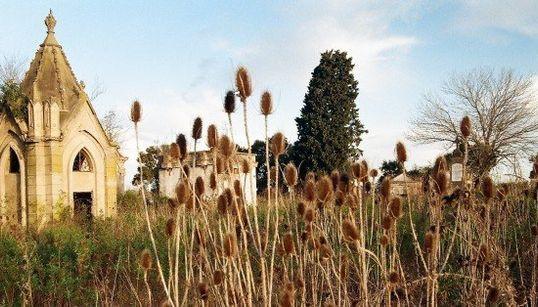 8 rincones abandonados para escaparte en Halloween