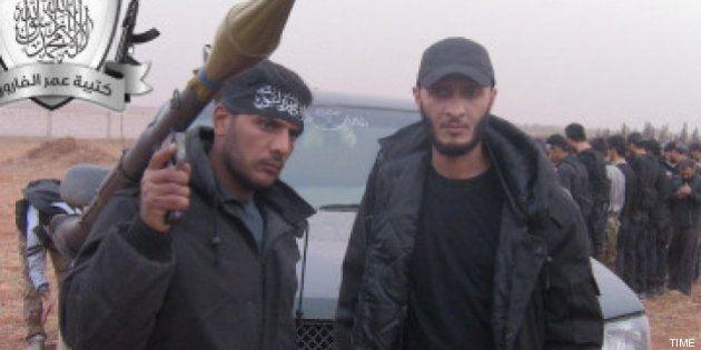 El rebelde sirio que arrancó el corazón de un soldado: