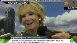 Aguirre niega haber dicho lo que