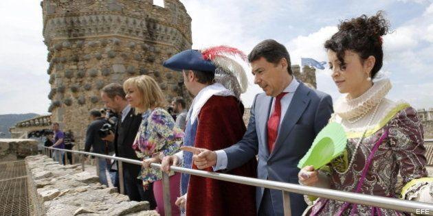 Ignacio González le pide a San Isidro que