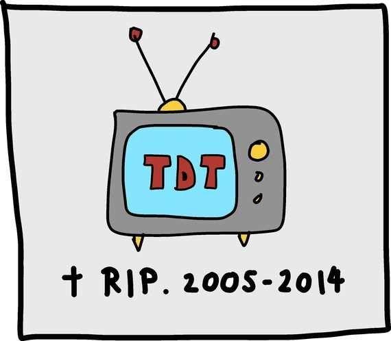 Adiós TDT, entramos en la era Banda Ancha