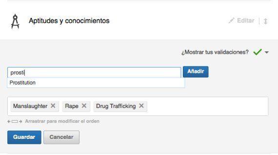 Prostitución en LinkedIn: la red social prohibe el registro de profesionales del