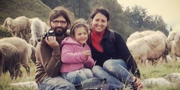 Las increíbles vacaciones nómadas de una familia italiana