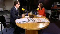 La entrevista a Mariano Rajoy en la Ser en 27