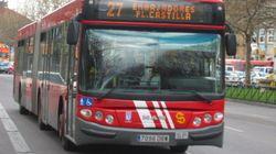 ¡Qué nos quitan los autobuses de las