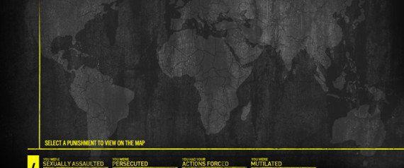 Trial By Timeline: La aplicación de Amnistía Internacional que te muestra tus delitos en