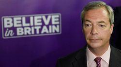 Dimite Nigel Farage, líder del UKIP y destacado partidario del