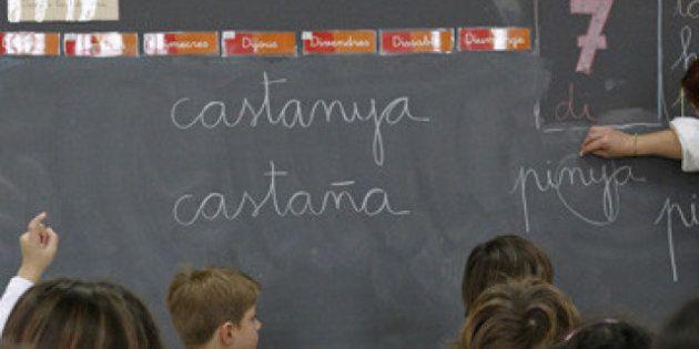El Gobierno reserva 5 millones de euros para el castellano en Cataluña, que han pedido 17