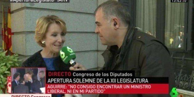 Ferreras, a Aguirre: