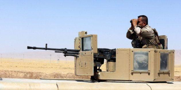 EEUU lanza su primer ataque aéreo contra el Estado Islámico cerca de