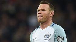 La reacción de Rooney tras las