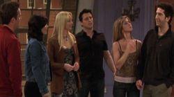Así se despidió 'Friends'